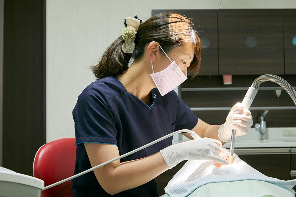埋入前の口腔内環境