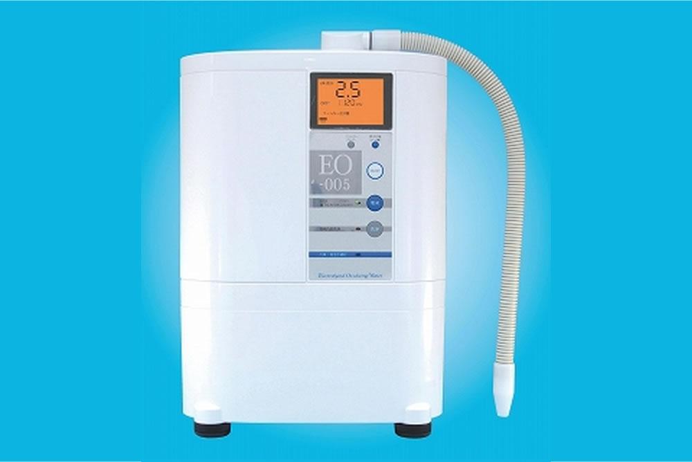 次亜塩素酸水でうがい・器具の消毒