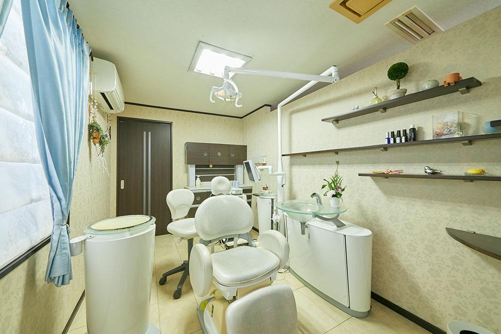 予防診療スペース