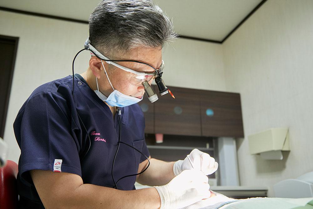 歯科拡大鏡
